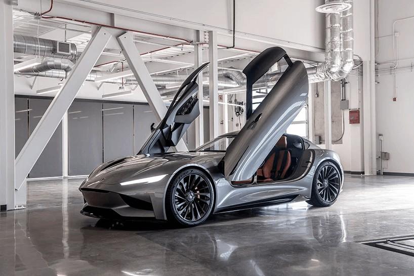 پرسرعت ترین ماشین جهان